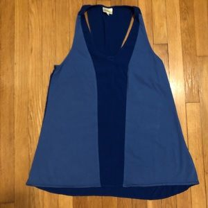 Anthropologie Porridge Color block Tank